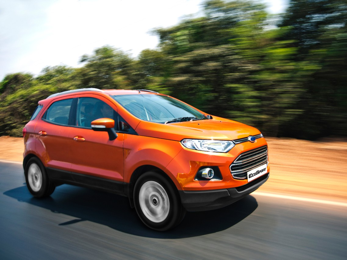 Ford India April Sales Up 83 Percent