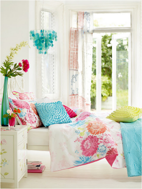 Vintage Teen Girl Bedroom Ideas