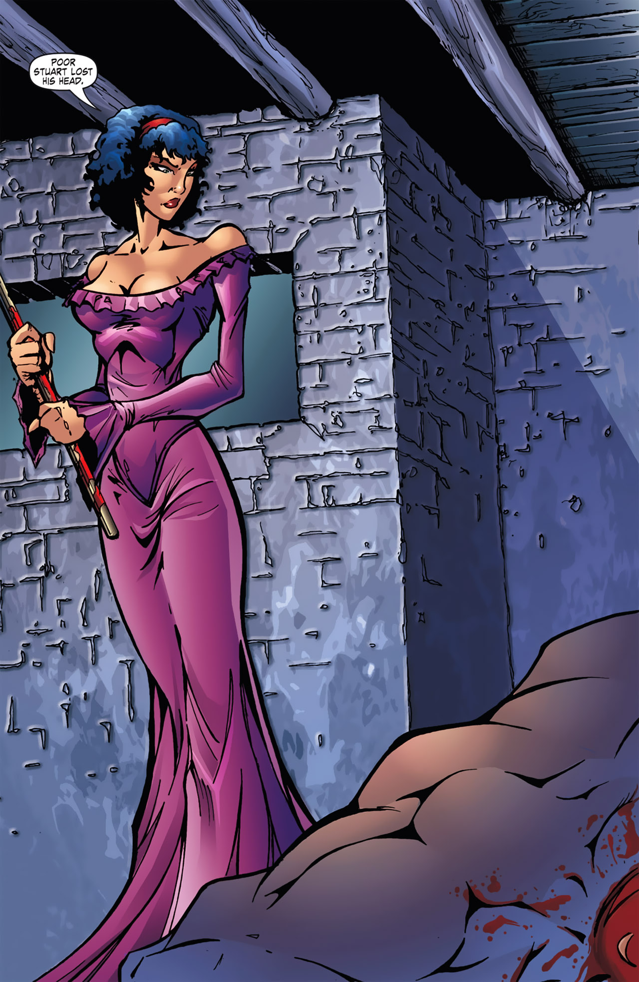 Grimm Fairy Tales (2005) Issue #17 #20 - English 16