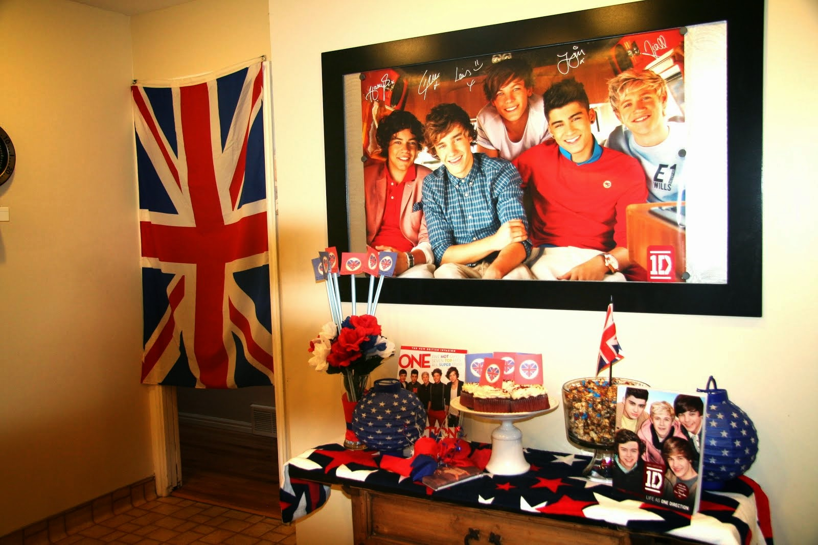 One Direction B-day!