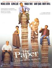 The Paper (El periódico) (1994) [Vose]