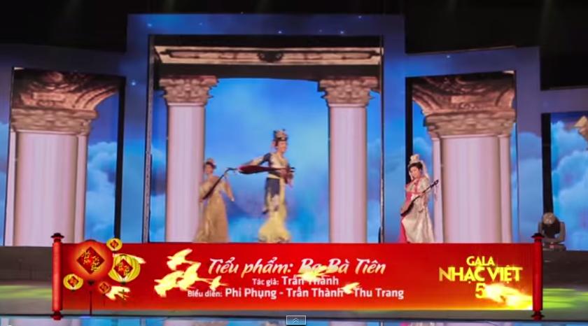 Tiểu phẩm: Ba Bà Tiên - Phi Phụng, Trấn Thành, Thu Trang [Xuân Đất Việt, Tết Quê Hương] (Official)