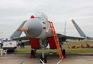 India's Russian built MIG-29k