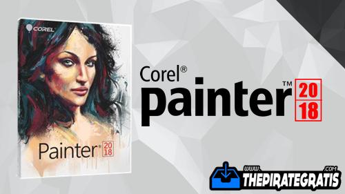 Download Corel Painter 2018 + Serial Completo via Torrent