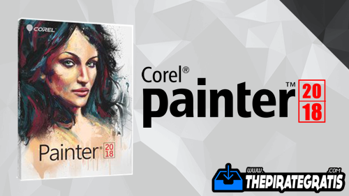 Download Corel Painter 2018 + Serial Completo via Torrent