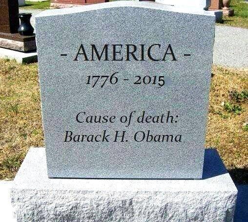 America R.I.P.