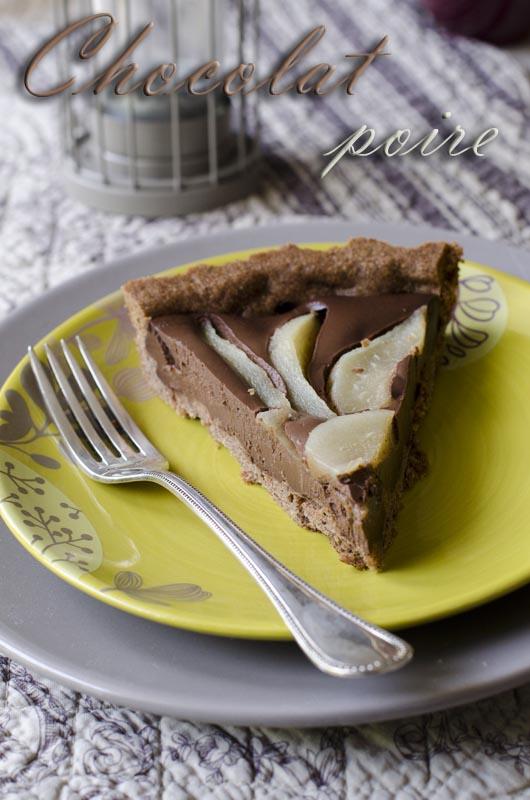 les petits plats de tarte chocolat et poire sur p 226 te sabl 233 e au chocolat et 224 la cannelle