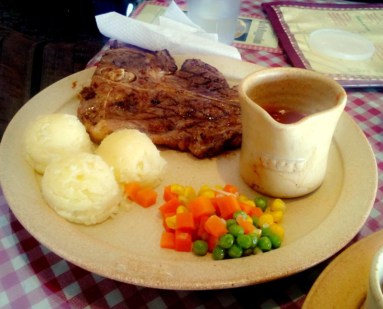 steak untuk diet