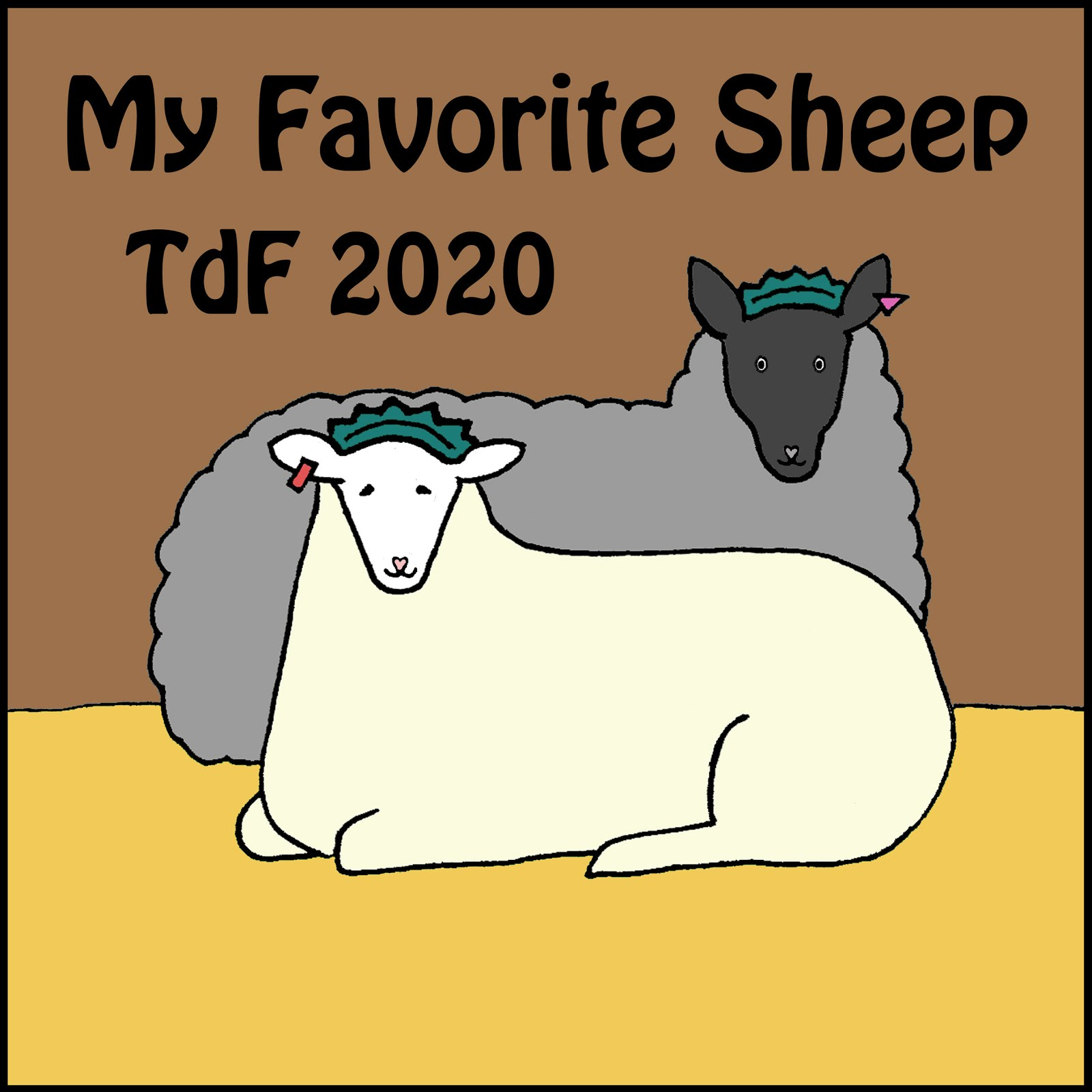 2020 Tour de Fleece