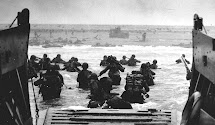 D-Day Landing Omaha Beach