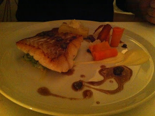 Stitch and Bear - Lightly salted Atlantic cod at Mulberry Garden