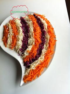 degisik salatalar