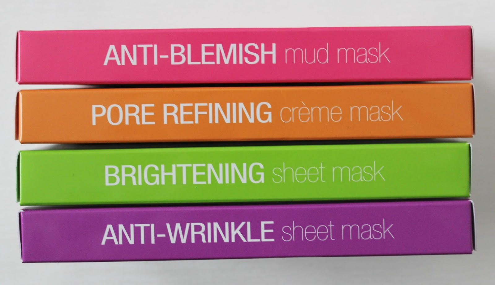 Masque Bar face masks