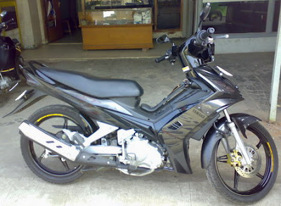 jupiter mx ceper  modifikasi