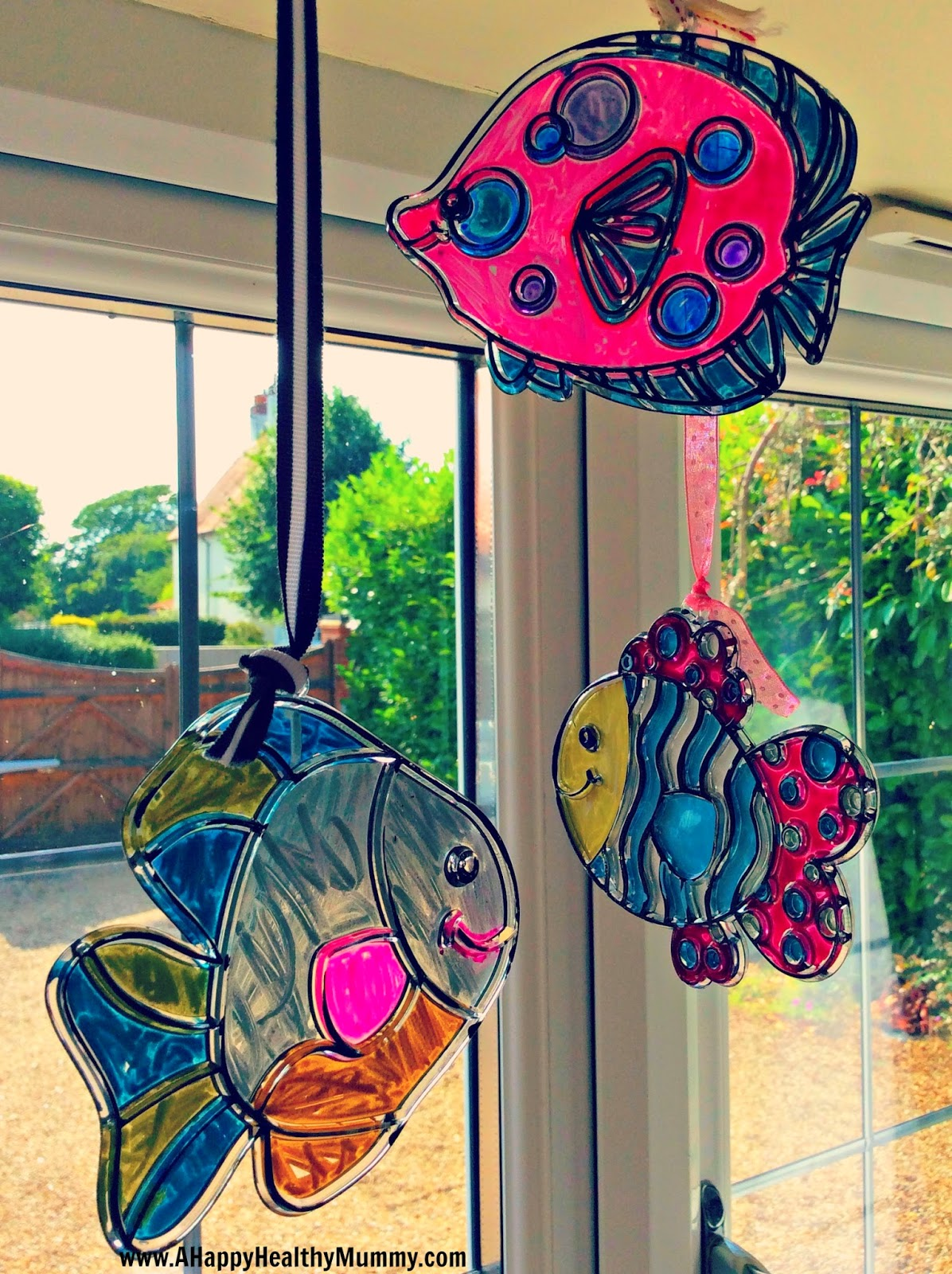 suncatcher decorations