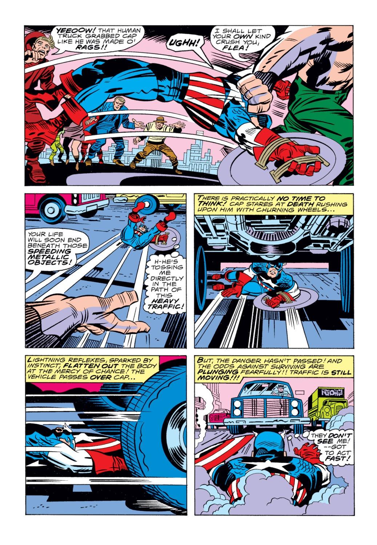 Captain America (1968) Issue #205 #119 - English 14