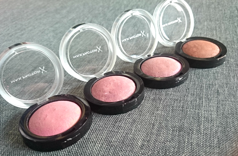 Max Factor Creme Puff blush review pudrijerica blog pudrijera