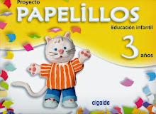PAPELILLOS (3 años)