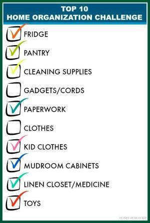 Organize Challenge