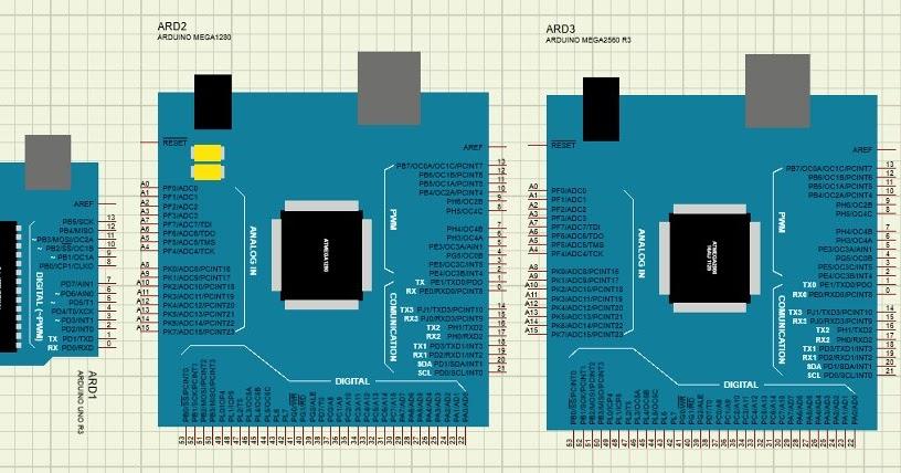 ទស្សនាវដ្ដីអេឡិចត្រូនិចកម្ពុជា proteus library for arduino
