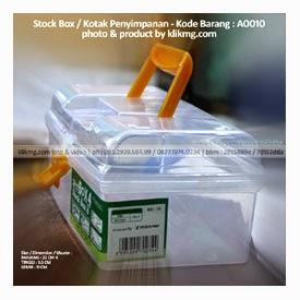 Container Box Transparan - A0010