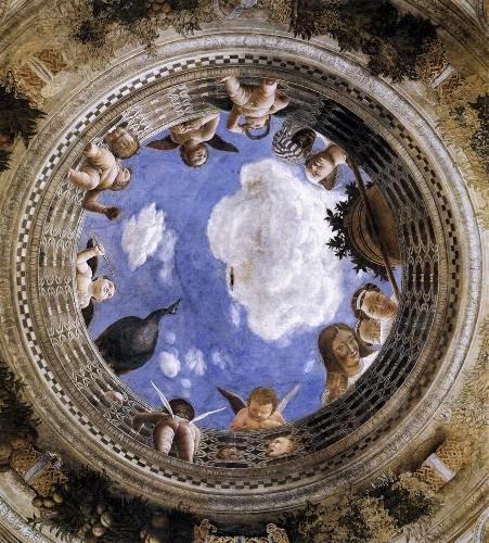 accesso gratuito alla camera degli sposi di Mantegna la prima domenica del mese