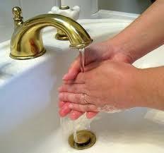 Como lavarse las manos adecuadamente