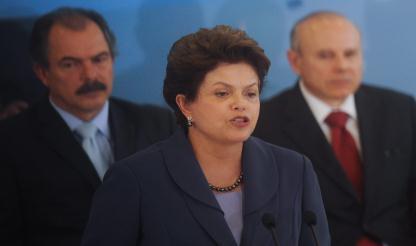 Dilma pediu 'faxina' em companhia estatal após denúncias, diz ministro da Agricultura