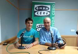 Albert Parreño - Triatleta - 19 Mayo 2012