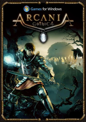 Arcania Gothic 4 PC Cover