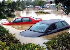 Tips yang Perlu Dilakukan Sekiranya Kereta Ditenggelami Banjir