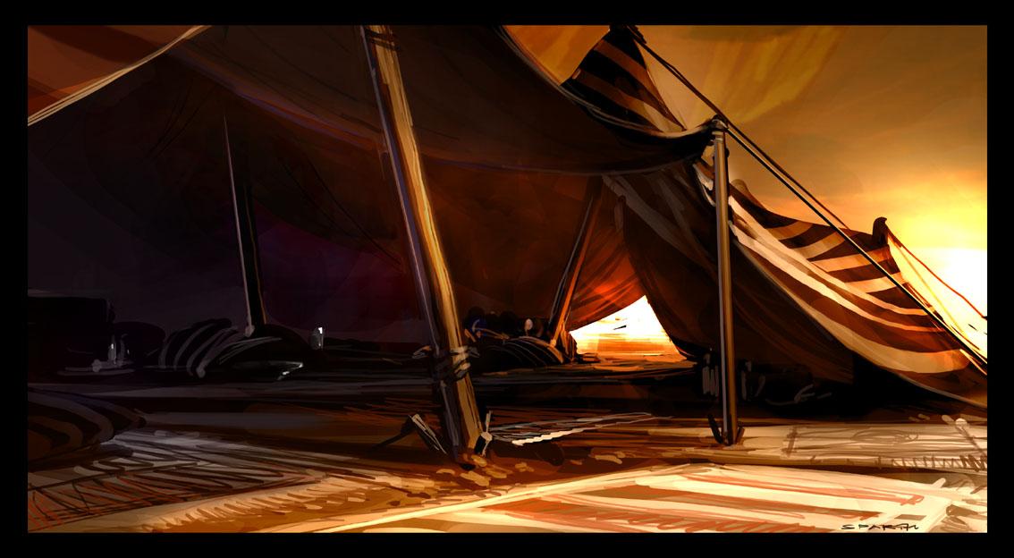 Le voyage int rieur la tente de la rencontre for Le voyage interieur