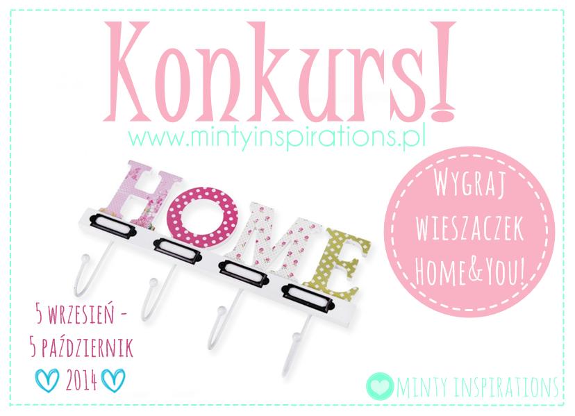 minty inspirations, konkurs, nagroda, wnętrza, dom, wystrój wnętrz, home&you