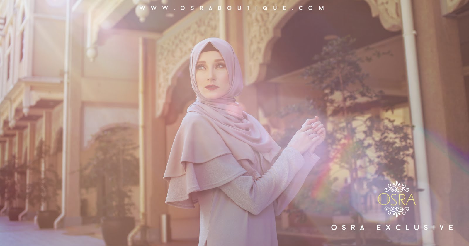 Elegant Muslimah Fashion