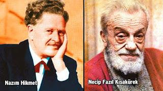 Nazım Hikmet ortaya çıkmasaydı, Türkiye'nin en büyük komünisti Necip Fazıl olurdu