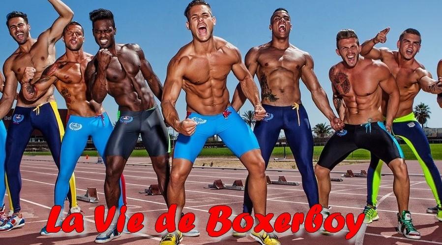 La vie de boxerboy