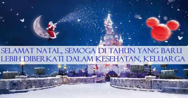 TOP 10 Gambar DP BBM Ucapan Natal Dan Tahun Baru 2016