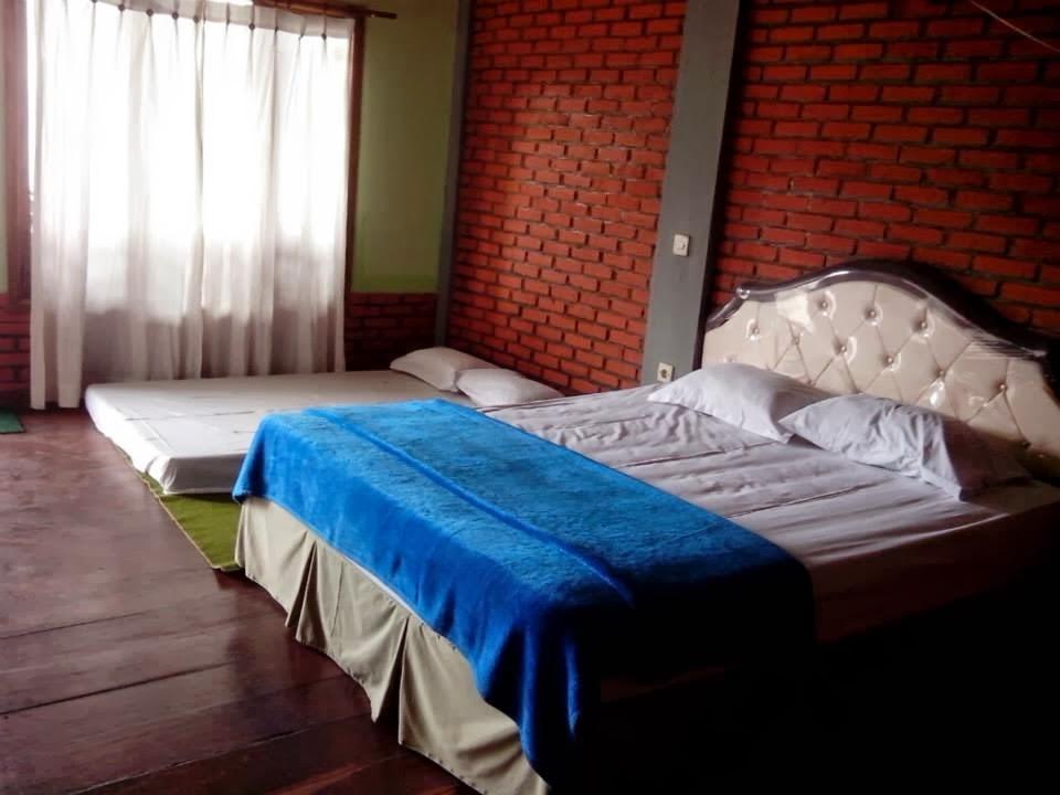 Fasilitas Kamar - Villa Istana Petani