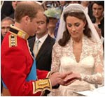 WILLIAM e KATE SPOSI