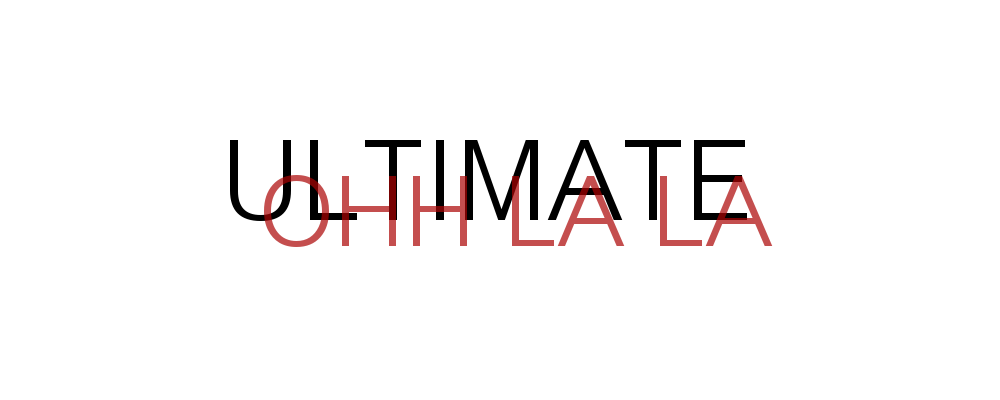 Ultimate OhhLala