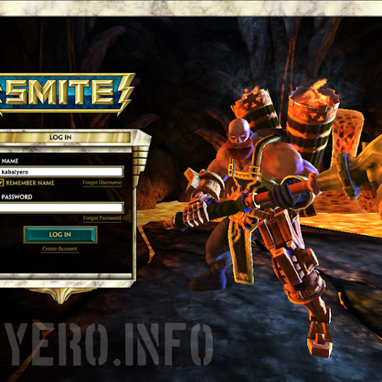 My Quick Look At SMITE Open Beta