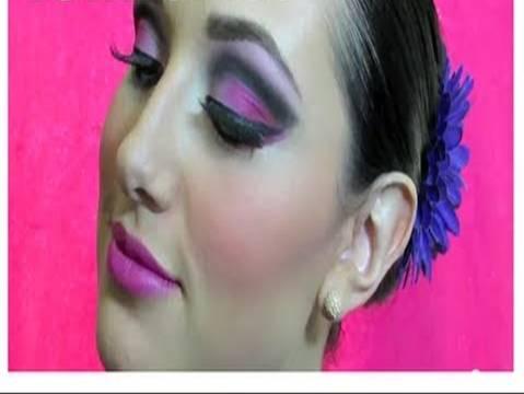maquillaje en la danza