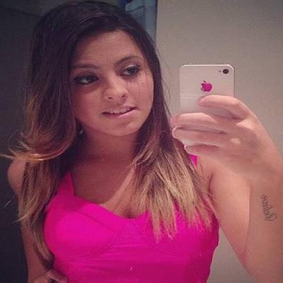 Filha de Romário de apenas 15 anos arma barraco na internet