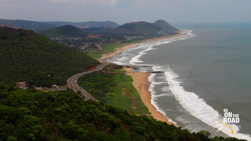 Ramakrishna Beach, Vishakhapatnam, India