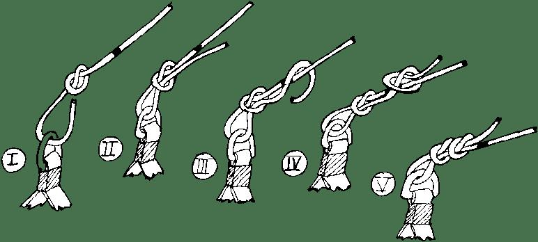 Resultado de imagen de hacer nudos