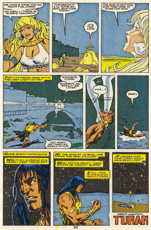 Conan the Barbarian (1970) Issue #214 #226 - English 24