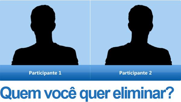 Votar Paredão BBB14 - Globo.com/BBB14