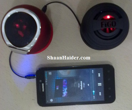 Figo Solar and Photon Mini Speakers  Hands-On Review