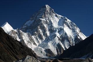 K2 Mountain World Beautifull Places: K2 Highest Mountain In The World