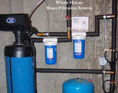 whole house water filter reviews